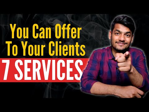 [2020 Hindi] What Services do Social Media Marketing Agency Offer?