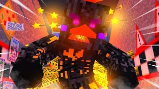 Scorched Chica Attacks! Minecraft FNAF Roleplay