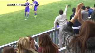 Zenith Audax-Castiglionese 3-4 Eccellenza Girone B