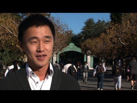 Ju Hong, UC Berkeley Undocumented Student