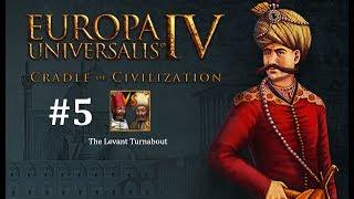 EU4 - Cradle of Civilization - Mamluks - Part 5