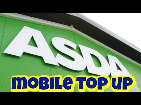 Buy Asda Mobile Top up Online - Voucher Code Delivered to Email
