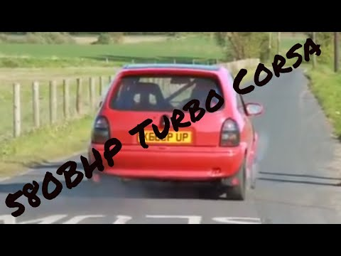 586 BHP corsa Turbo