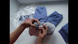 Обзор посылки из Китая / TAOBAO. Одежда для мальчика 2 года.