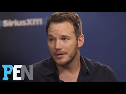 Why Chris Pratt Says Guardians Of The Galaxy Vol. 2 Is Bigger & Better | PEN | Entertainment Weekly