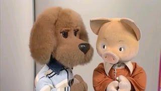 Учим русский язык вместе с Хрюшей - Буква С - Урок 8 - Обучающая программа для малышей
