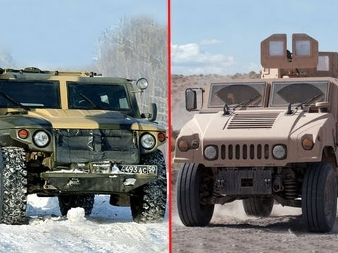 Автомобиль тигр это российский аналог знаменитого хамви. При этом русский автомобиль во многом превосходит американский аналог. Описание машины, ее характеристики, история создания.