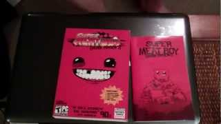 Unboxing Super Meatboy Ultra Edition