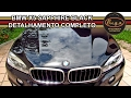 BMW X5 FULL DETAIL - TRATAMENTO COMPLETO
