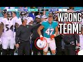 """NFL """"What Team are you on?"""" Moments    ᕼᗪ"""
