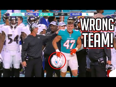 NFL 'What Team are you on?' Moments    ᕼᗪ
