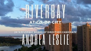 Andrea Leslie - Riverbay Board of Directors Candidate 2019