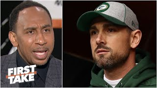 Stephen A. rips Matt LaFleur's comments on the Packers' NFC Championship Game blunder | First Take