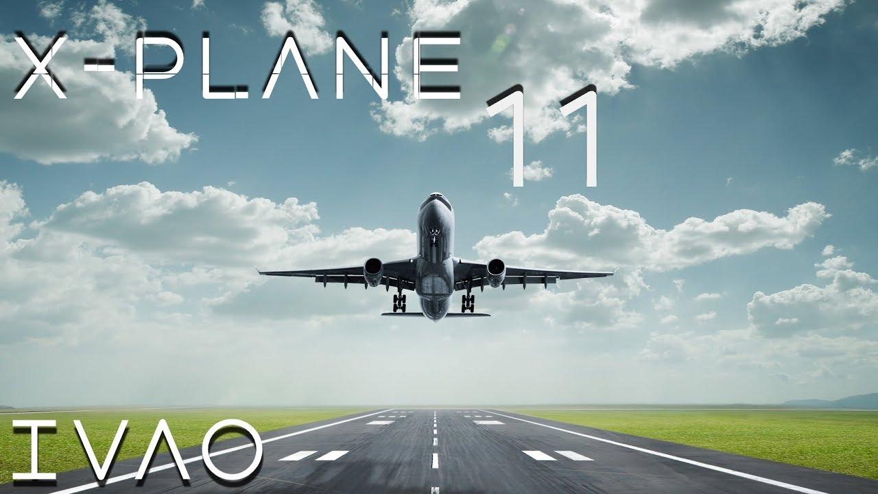 Летим в XPLANE | Питер - Шереметьево