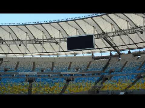Estadio Maracana, Rio de Janeiro. Brasil. [HD]