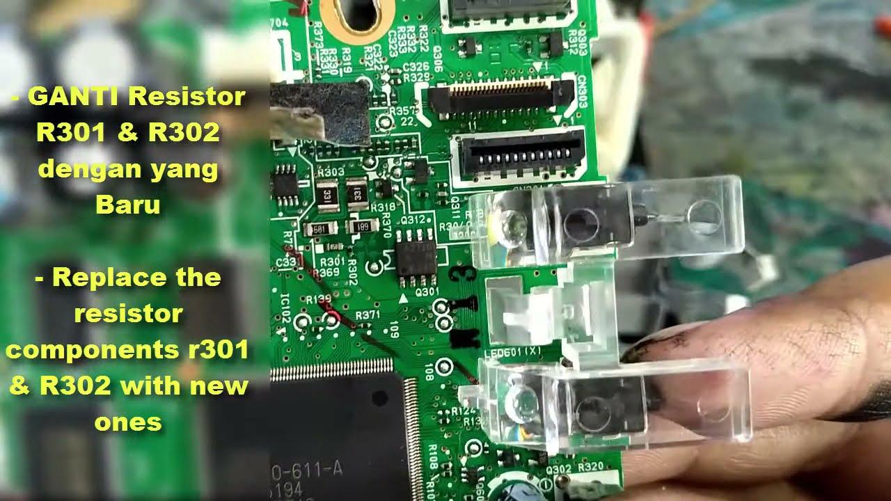 Mengatasi Kerusakan Printer Canon Ip2770 Error B200