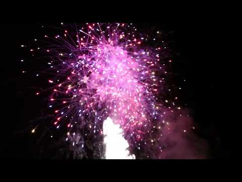 Joint Base Pearl Harbor-Hickam 4th of July Fireworks Show 2015 - Full Version