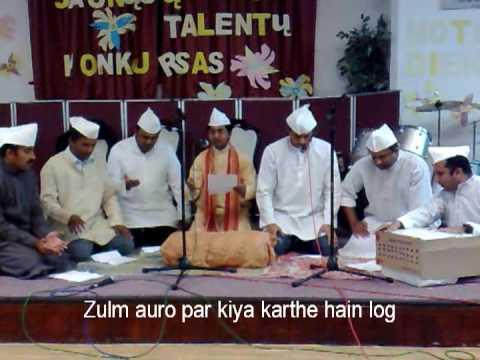 Hindi Christian Qawwali Song - Yeh khushi kya cheez hai