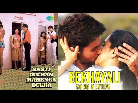 bekhayali-song-review-and-bollywood-funny-movies-name