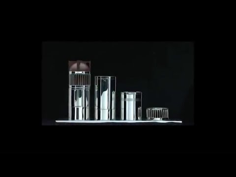 Design Interviews Trailer - Tea & Coffee Towers