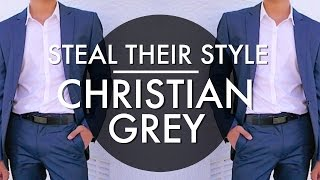 Steal Their Style: Christian Grey - Fifty Shades of Grey Lookbook // Men