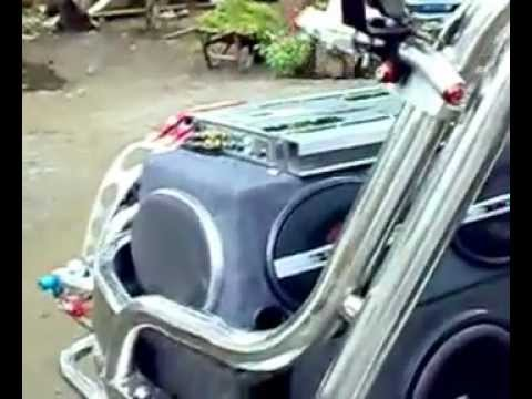 Automated Door Fully Setup Motor Cycle Youtube