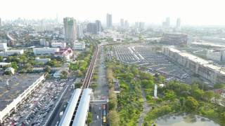 HOW TO GET FROM DON MUEANG AIRPORT (DMK) TO BANGKOK CITY CENTRE, THAILAND