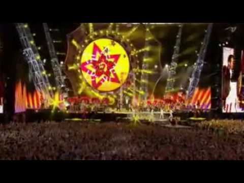 Take That The Circus Live from Wembley Stadium 2009 DVD Trailer