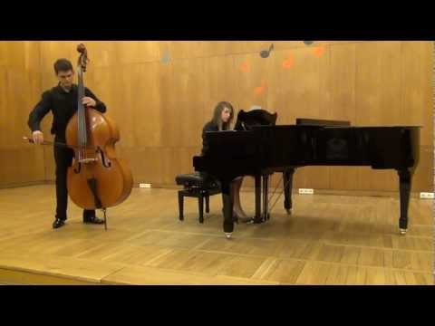 Henry Eccles - Sonata No 11 in G Minor for Double Bass and Piano