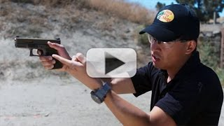 Proper Trigger Pull & Dry Fire Practice - Handgun 101 with Top Shot Champion Chris Cheng