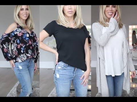 New Try-On Fashion Haul! Nordstrom, Anthropologie, Revolve