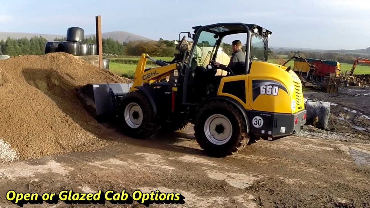 Gehl 650 articulated loader youtube gehl 650 articulated loader sciox Image collections
