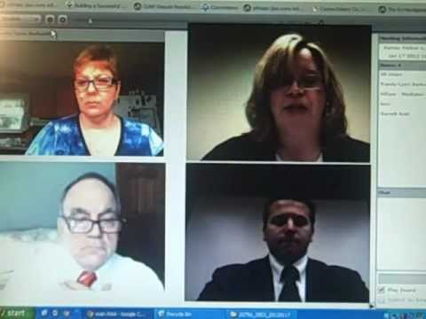 Xpedimeet Online Mediation and Arbitration Video Conference Technology