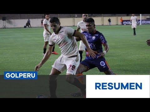Universitario de Deportes Cesar Vallejo Goals And Highlights