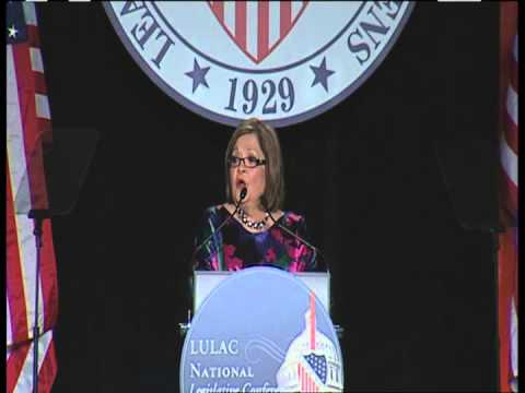 2012 LULAC National Awards Gala: Margaret Moran