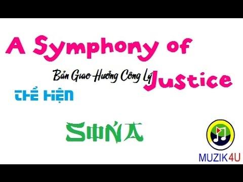 A Symphony of Justice - Sona - Muzik 4U