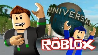ROBLOX-WE WENT TO UNIVERSAL STUDIOS!