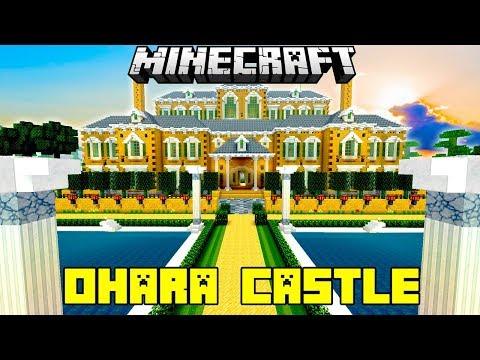 Minecraft Xbox One - Huge Mansion Tour - Ohara Castle (Cribcraft Episode 84)