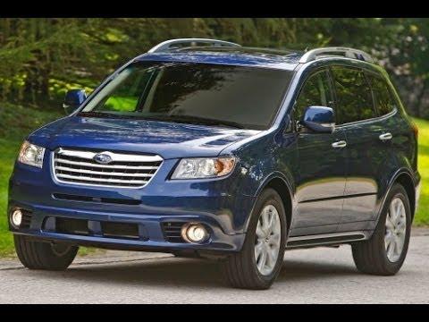 New Subaru Tribeca Suv 2014 Interior And Exterior Review Youtube