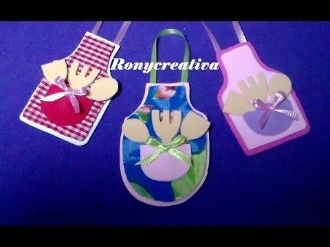 Como hacer lindos imanes de fomi o goma eva / eva souvenir diy ...