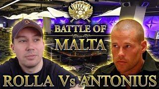Poker ACTION from Malta!!!