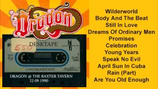 Download Dragon - Rare Live Recording at the Baxter Tavern - 1990 Mp3
