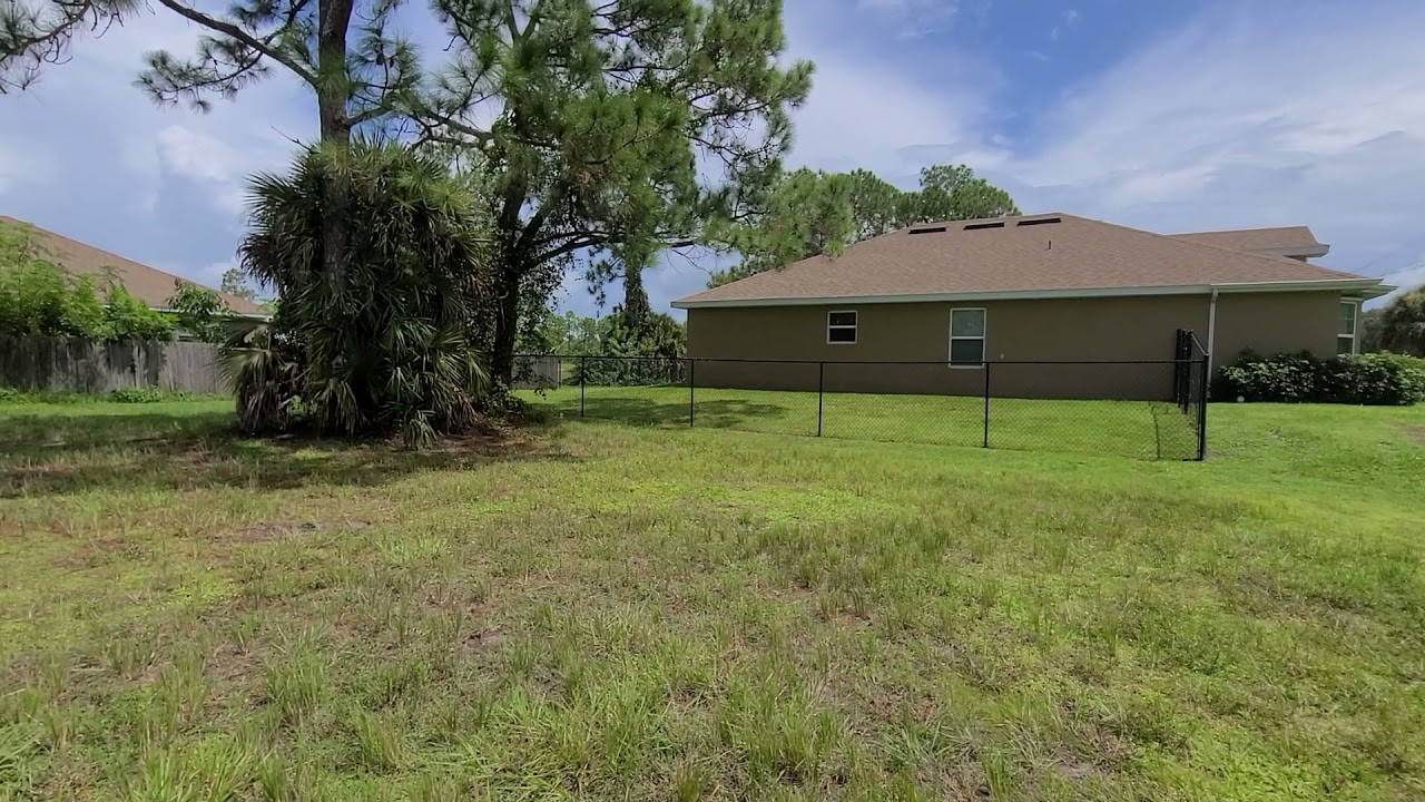 0.23 Acres - With Power and Paved Road! In Cape Coral, Lee County FL