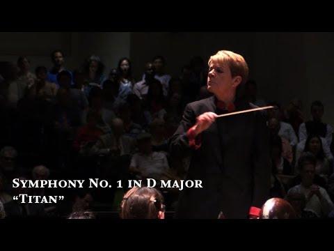 """Mahler: Symphony No. 1 in D major, """"Titan"""", PSO, Marin Alsop"""