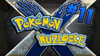 Pokemon X Nuzlocke Part 11 - Dylon Show