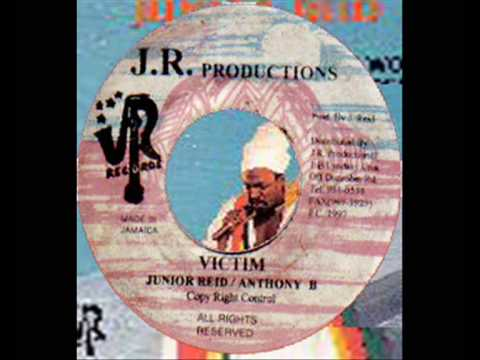 Junior Reid & Anthony B - Victim  1997