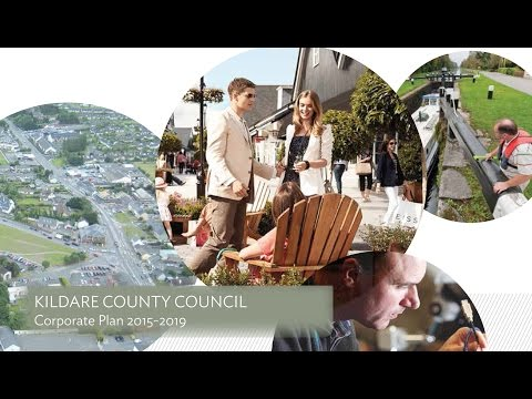 Kildare County Council Corporate Plan 2015- 2019