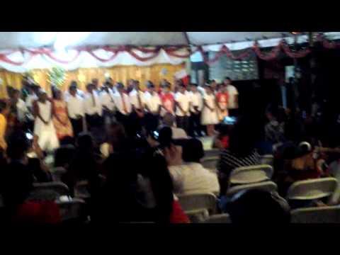 Felicity Presbyterian school concert 2014