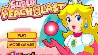 Super Peach Blast Level1-3 Walkthrough