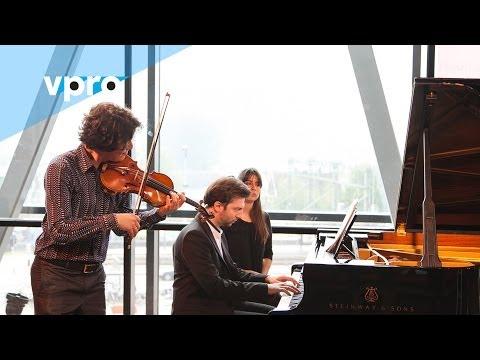 Noé Inui & Vassilis Varvaresos - Strauss (Live @Bimhuis Amsterdam)